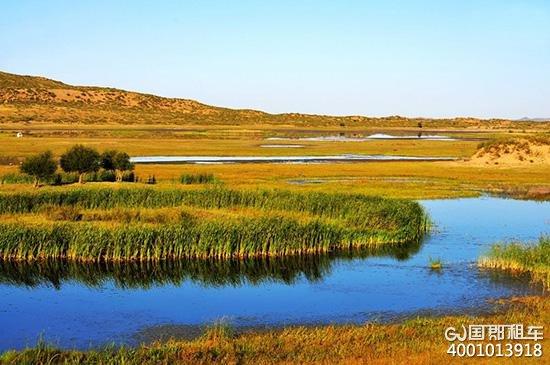 科尔沁草原的每一个季节都有着其