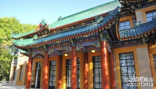 对梁架,墙体进行结构加固,以美龄宫1931年建筑设计平面图为蓝本,复原
