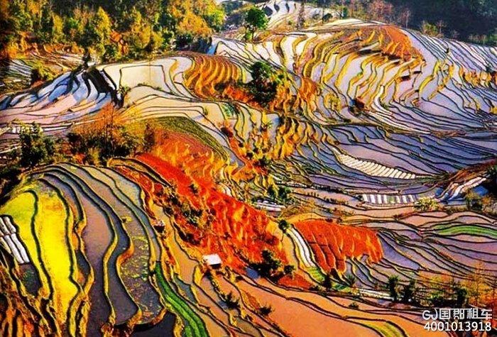 云南10大最美风景县城排名